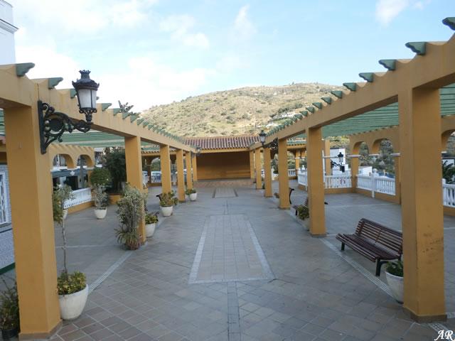 Plaza de la Concordia de Torrox