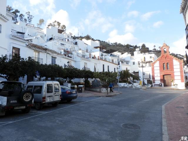 Plaza de San Roque de Torrox