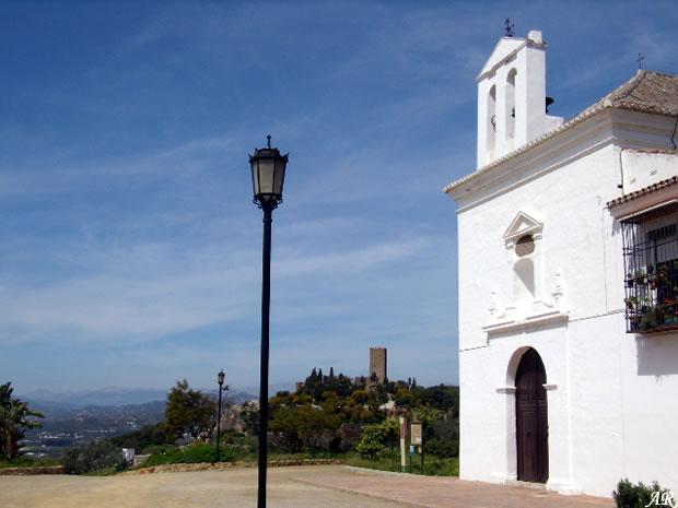 Ermita de la Virgen de los Remedios de Vélez-Málaga