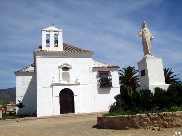 Ermita de la virgen de los remedios de v lez m laga for Alquiler de casas en los remedios sevilla