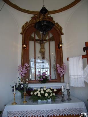 Ermita de la Cruz del Pobre de Yunquera