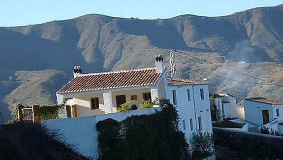 alquiler de casa rural Rocio para vacaciones en Almachar, Axarquía Malagueña, semanas, finces de semanas y puentes