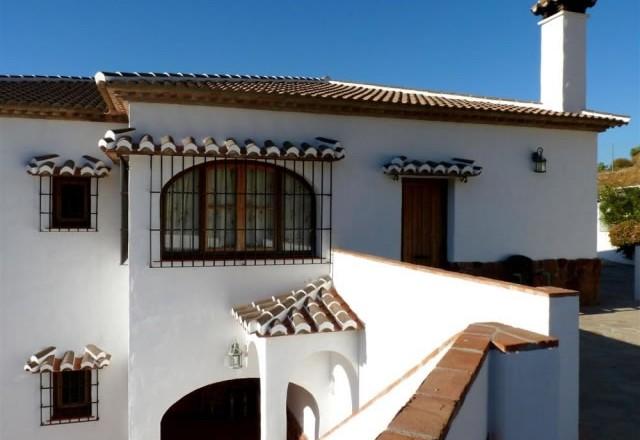 Casa rural poniente alojamiento en la axarqu a malague a alm char - Casa rural almachar ...