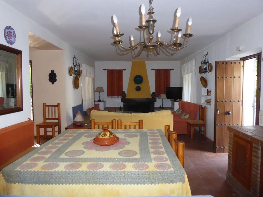 Vivienda de Alojamiento Rural EL CORTIJILLO - San Pablo de Buceite