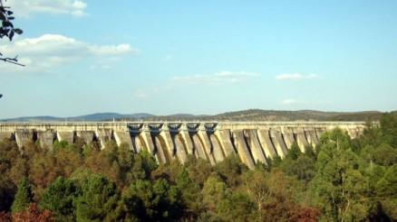 Presa de Aracena - Embalse de Aracena