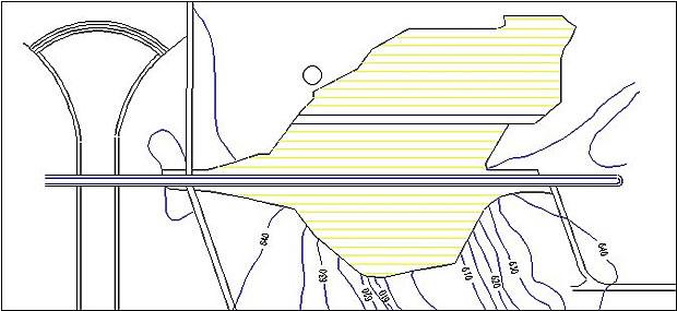 Presa de Cubillas - Embalse de Cubillas - Pantano de Cubillas - Albolote