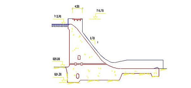 Presa de Dañador - Embalse del Dañador - Pantano del Dañador - Montizón - Jaén