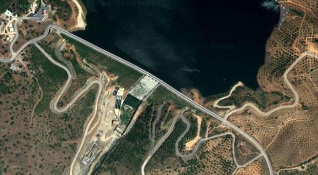 Breña II Dam - Almodóvar del Río - Almodóvar del Río.