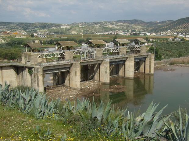 Presa de Malpasillo - Embalse de Malpasillo - Pantano de Malpasillo - Lucena