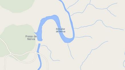 Presa de Nerva - Embalse de Nerva - Pantano de Nerva - Castillo de las Guardas - Nerva