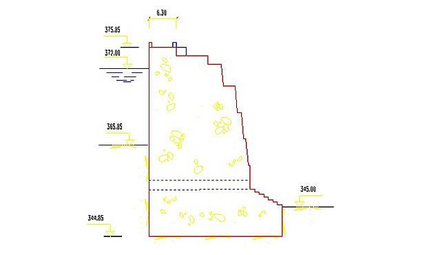 Presa de Níjar - Embalse de Isabel II - Pantano de Isabel II - Presa de Isabel II - Níjar - Almería