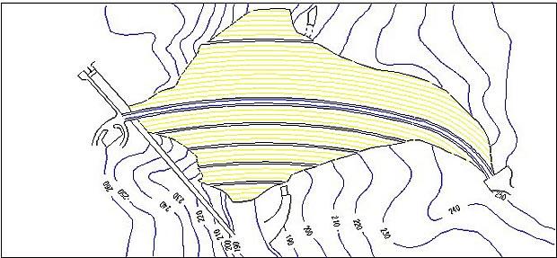 Presa de Yeguas - Embalse de Yeguas - Pantano del Yeguas - Montoro - Marmolejo