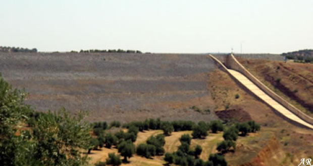 Arenoso Dam - Reservoir - Montoro -Montoro