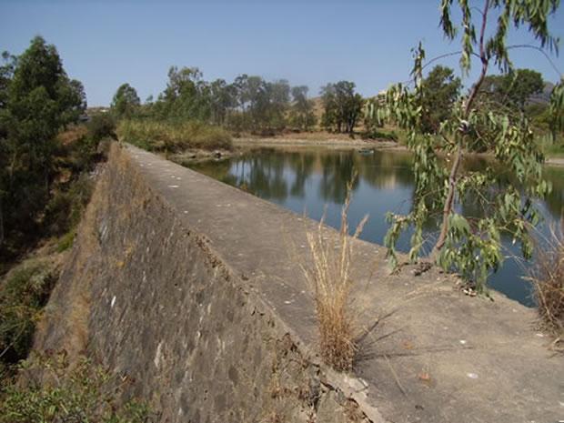 Llano de la Leche Dam & Reservoir, Benahavís