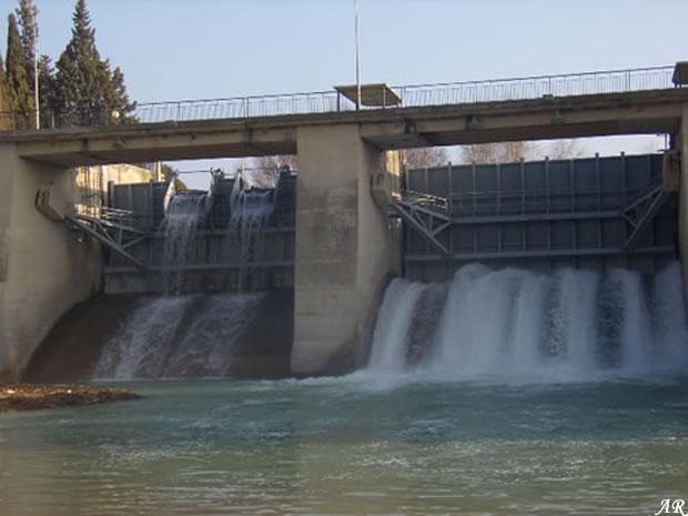 Presa Puente de la Cerrada - Embalse del Puente de la Cerrada - Pantano de Puente de la Cerrada