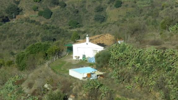 Finca rústica y de recreo en Málaga