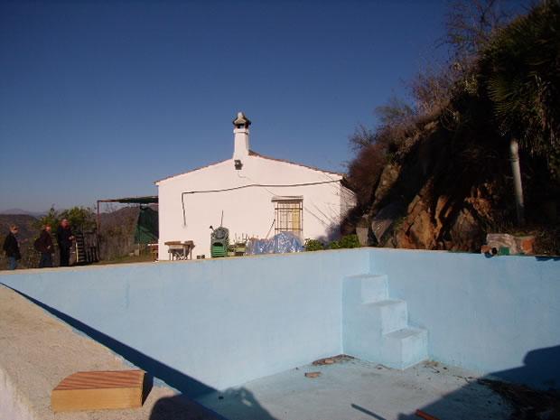 Finca rústica en Málaga - Casa de Campo - finquita de recreo cerca de Málaga