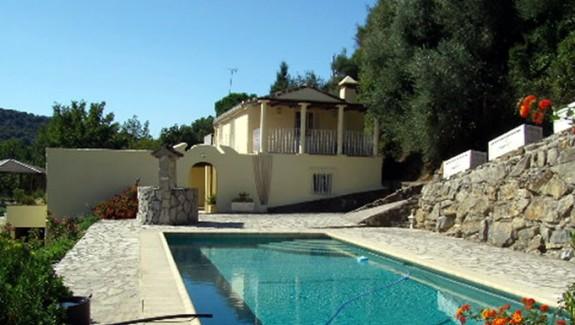 Casa de Campo en el Valle del Guadiaro - Cortes de la Frontera