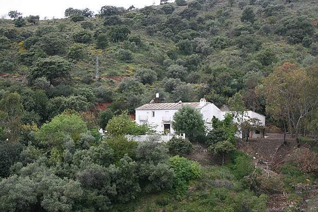 Countryside property finca in Málaga