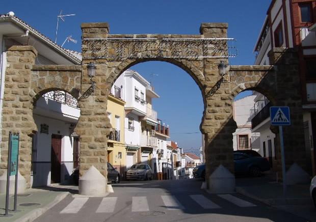 Arco de Alozaina