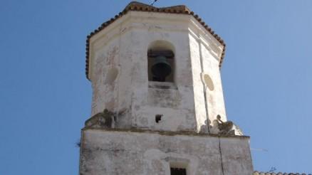 Torre de la Iglesia Parroquial de Santa Ana, Alozaina
