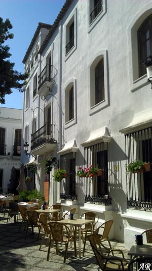 Casa de las Tejerinas