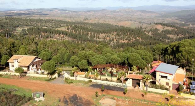 Finca Rural La Chatarré en Calañas, Huelva