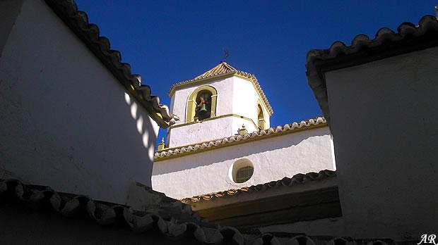 Iglesia de Nuestra Señora del Rosario y San León Magno Canillas de Aceituno 04/01/2015