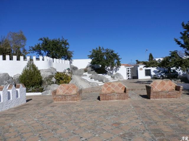 Cementerio de Comares
