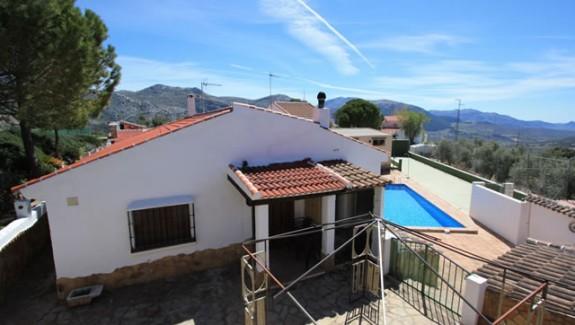 Bed and Breakfast property in Villanueva del Trabuco