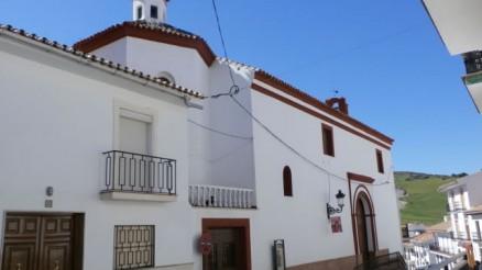 Ermita de San Sebastián de Riogordo - Chapel