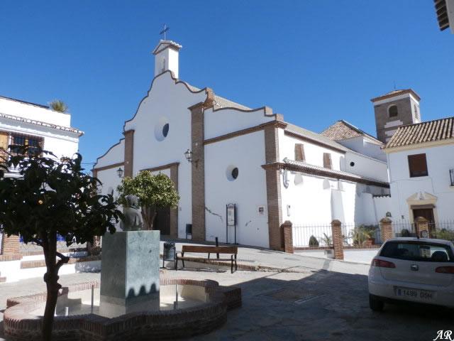 Iglesia de Nuestra Señora de Gracia - Riogordo