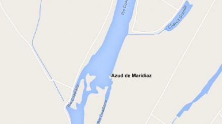 Azud de Maridiaz