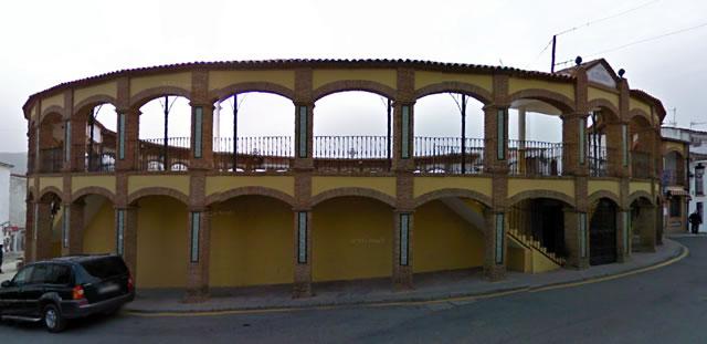 Plaza de Toros de Cortes de la Frontera, Coso Taurino de Cortes de la Frontera - Toros en Cortes de la Frontera