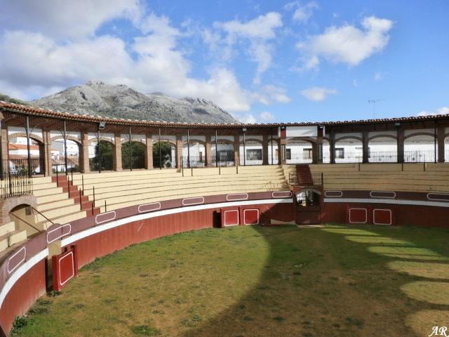 Plaza de Toros de Cortes de la Frontera - Coso Taurino 15/11/2016, coso taurino, corridas de toros en Cortes, ganadería de toros bravos, tauromaquia, chiquero, corrales, caballos, sala de toreros