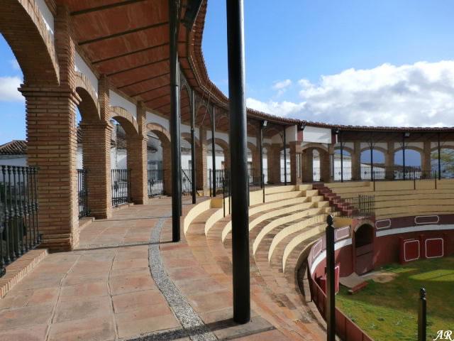 Plaza de Toros de Cortes de la Frontera - Coso Taurino - Corrida de Toros - Festejos Taurinos 15/11/2016
