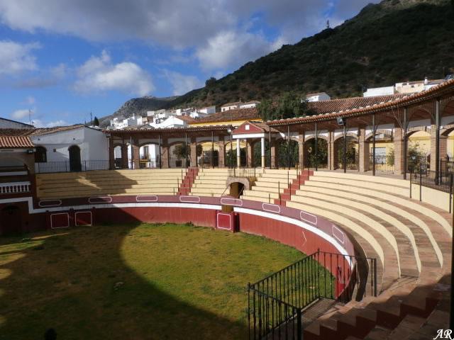 Plaza de Toros de Cortes de la Frontera 15/11/2016
