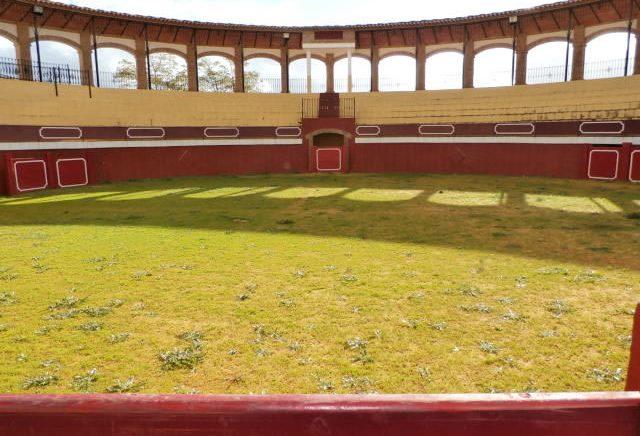 Plaza de Toros - Bullring - Cortes de la Frontera