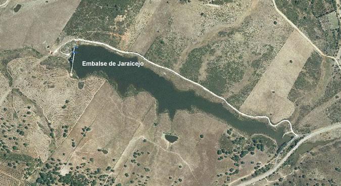 Presa del Embalse de Jaraicejo - Cantalgallo