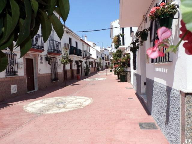 Calles típicas de Estepona