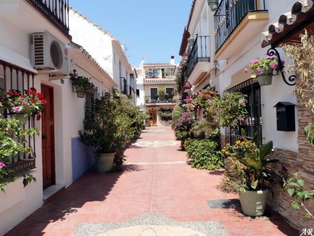 Estepona - Calles típicas