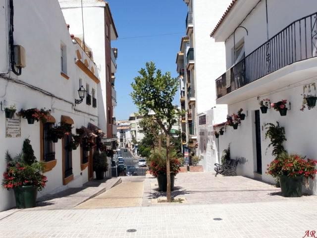 Calle Azorín Estepona