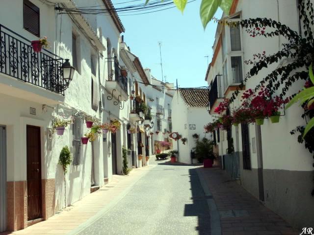 Calle Casares Estepona