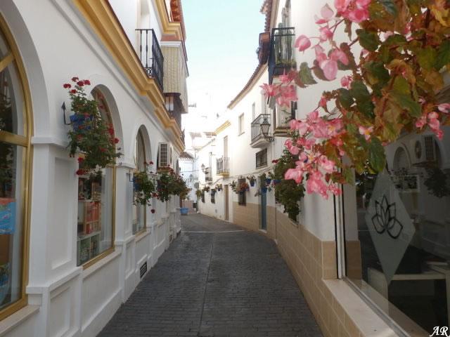 Estepona Calle Corta