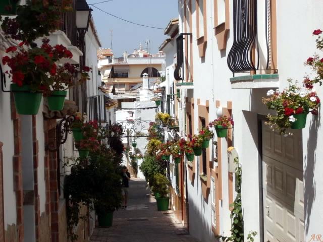 Calle Cruz Estepona