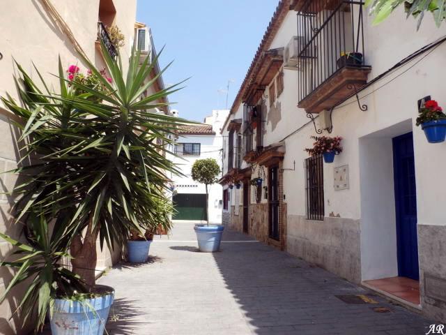 Calle Flores Estepona