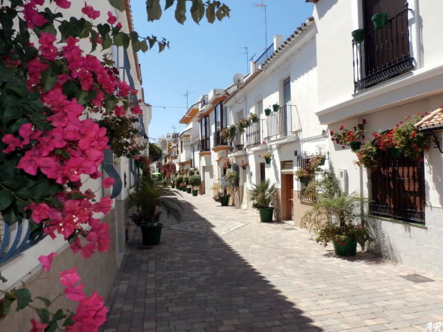 Calle Florida Estepona