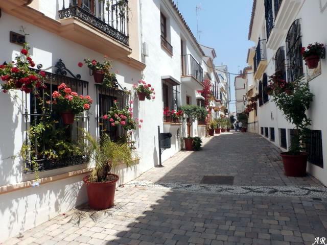 Calle Genalguacil Estepona