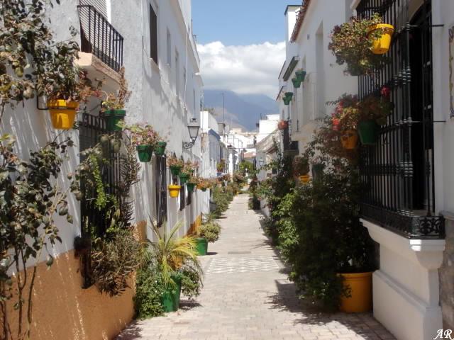 Calle Horno Estepona