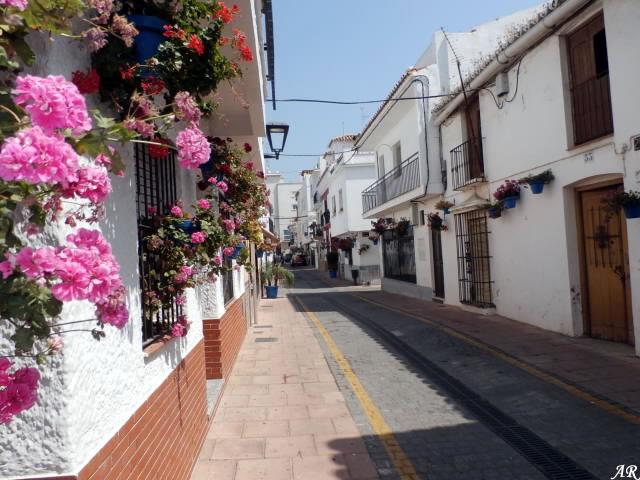 Calle Huerto Estepona